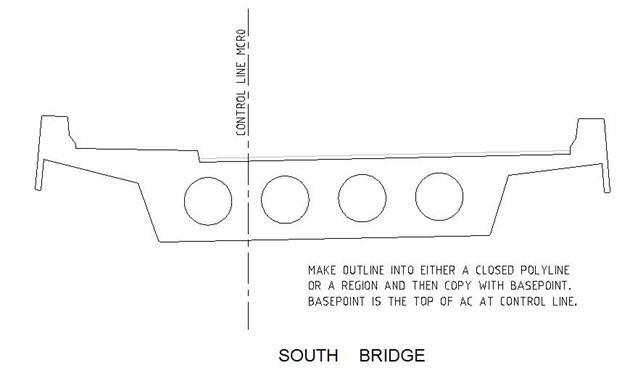 AutoCAD – Creating a 3D Bridge Deck   bridgedrafter com